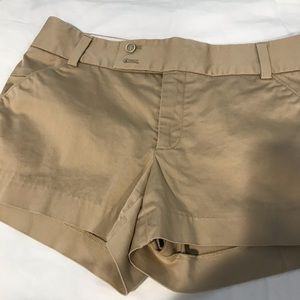 Banana Republic Heritage shorts size 2